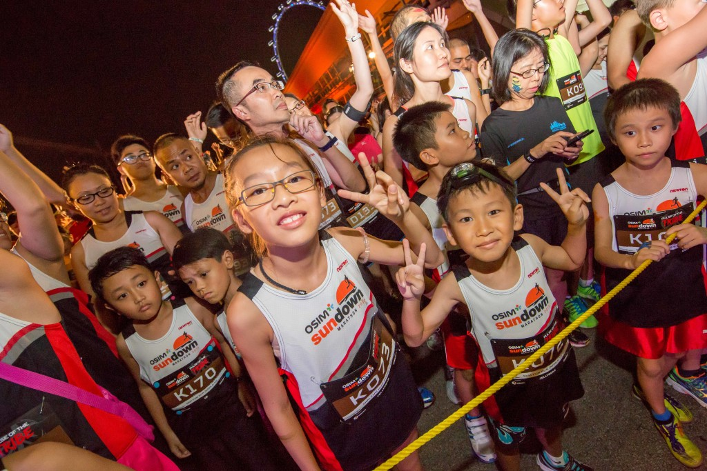 Runners may be able to give yoga a go at Sundown Marathon this year. [Photo credit to Sundown Marathon]
