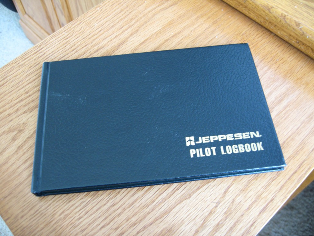 Pilots keep a logbook. Why can't runners keep one too, according to Rameshon. [Photo from en.wikipedia.org]