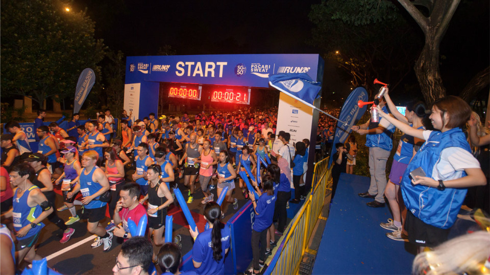 Pocari Sweat Run this year promises a lot of moon-themed activities. [Photo by www.runsociety.com]