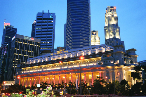 Singapore is the sixth most livable city in the world.