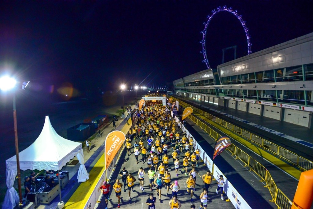 RUN 350 is back again on 10 April. [Photo from RUN 350]