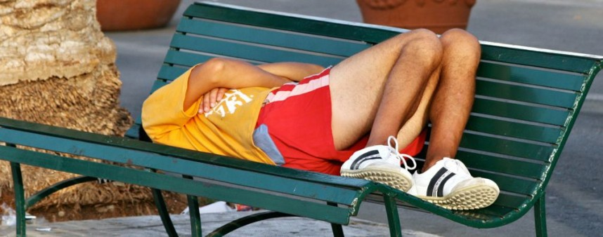 Runners need plenty of sleep every day. Photo by: kingkongapparel.com