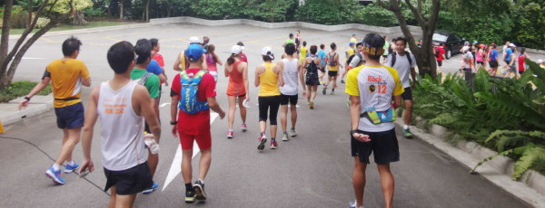 Running-singapore