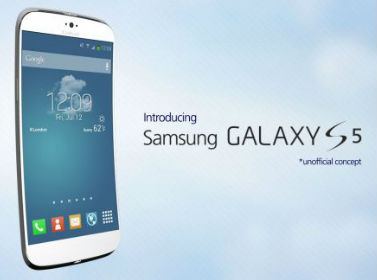The S5 Samsung Galaxy will probably be released tomorrow. (Taken from Techradar.com)