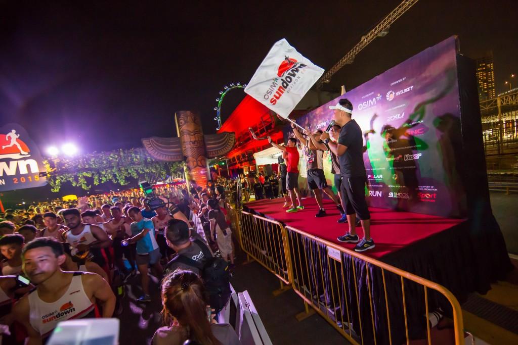 The 2016 edition of Sundown Marathon will be themed 'Limitless.' [Photo by Sundown Marathon].