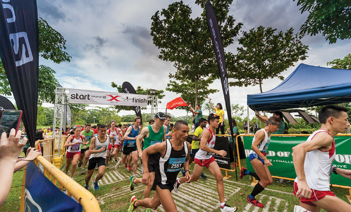 Race fees for the 2016 edition are $60 per person for 10km. [Photo sourced from www.vgocorp.com]