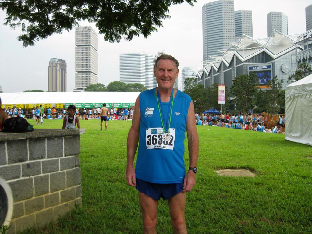 Singapore Marathon, Singapore, 2009. Credit: Maddog.