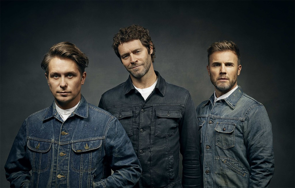 Take That is the highlight of the four-day festival extravaganza. (Photo by HSBC Women's Champions)