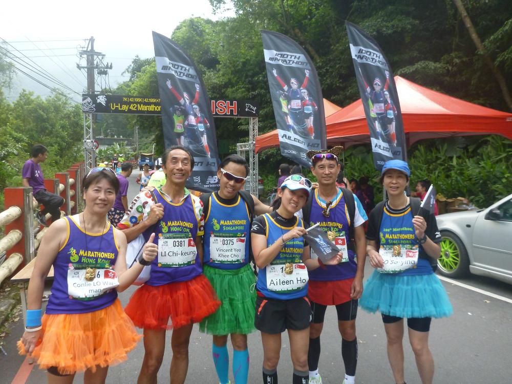 Ulay Marathon 2015.