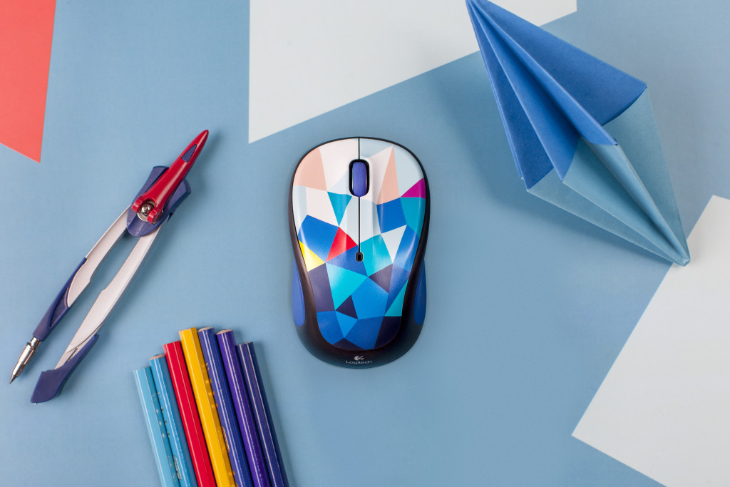 A good on-the-go mouse due to its small size. Photo by: Logitech