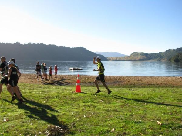 Vibram Tarawera 100km  Ultra Marathon, in New Zealand.