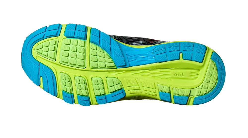 The FlyteFoam used in the shoes is the product of three years of development.