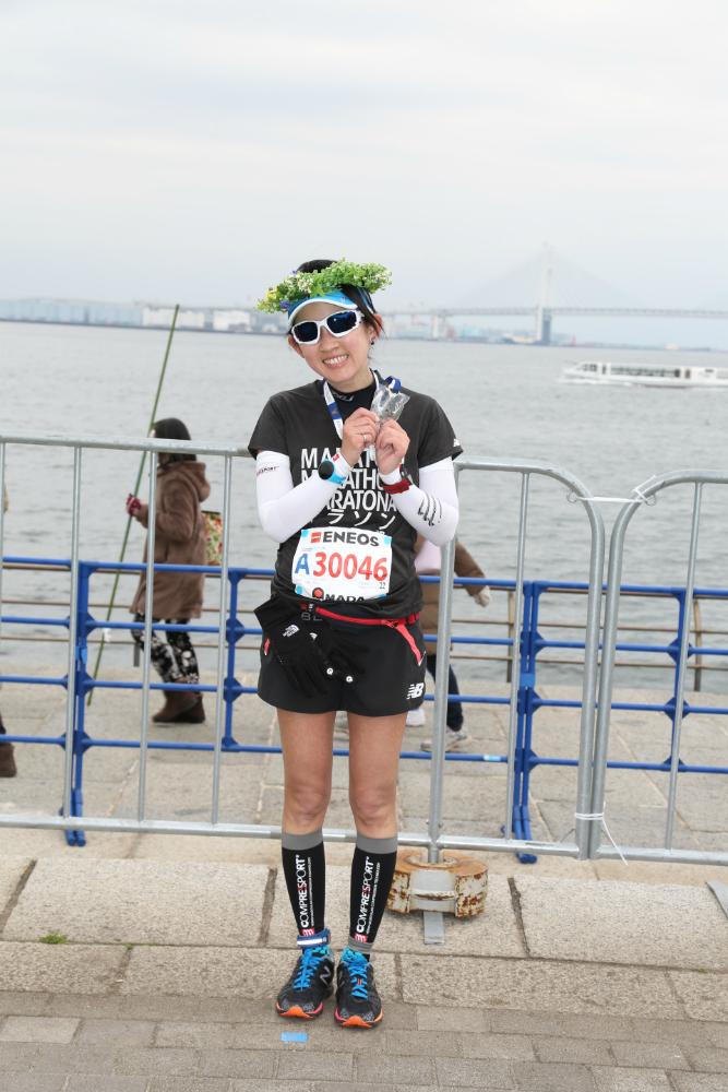 Yokohama Marathon 2016