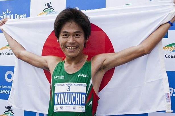 Japanese marathoenr Yuki Kawauchi. Photo by: www.chroniclelive.co.uk