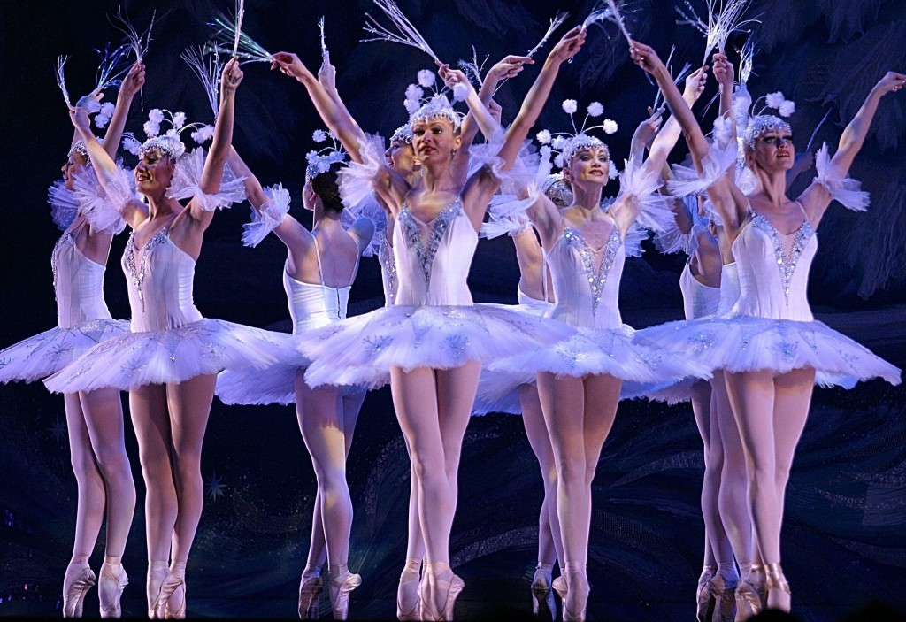 Ballet dancers are at high risk of developing bunions, according to Png. [Photo taken from www.fanpop.com]