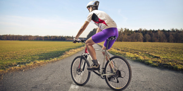 Cycling is a great exercise for runners. Photo: blog.codyapp.com