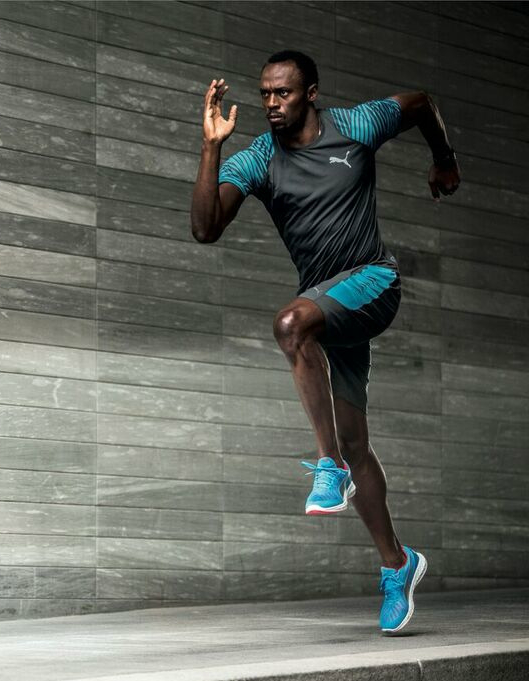 Is Usain Bolt the greatest sprinter ever? [Photo courtesy of PUMA]