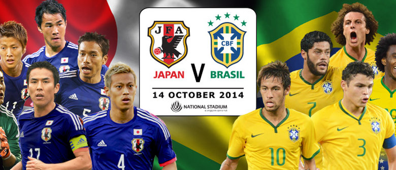 Tickets have been completely sold out for the Japan vs Brazil match. (Image Source: www.thydowager.com)