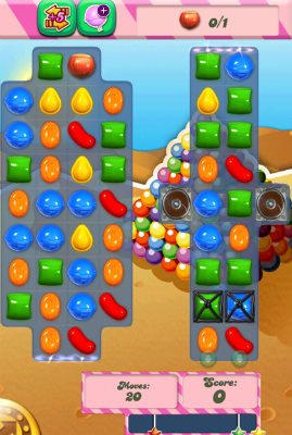 How to Beat Hard Candy Crush Level 158 | Prischew.com
