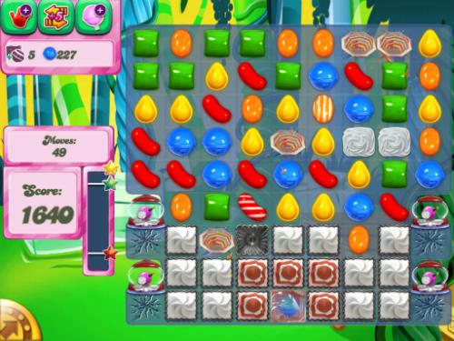 Candy Crush Saga, Level 425.