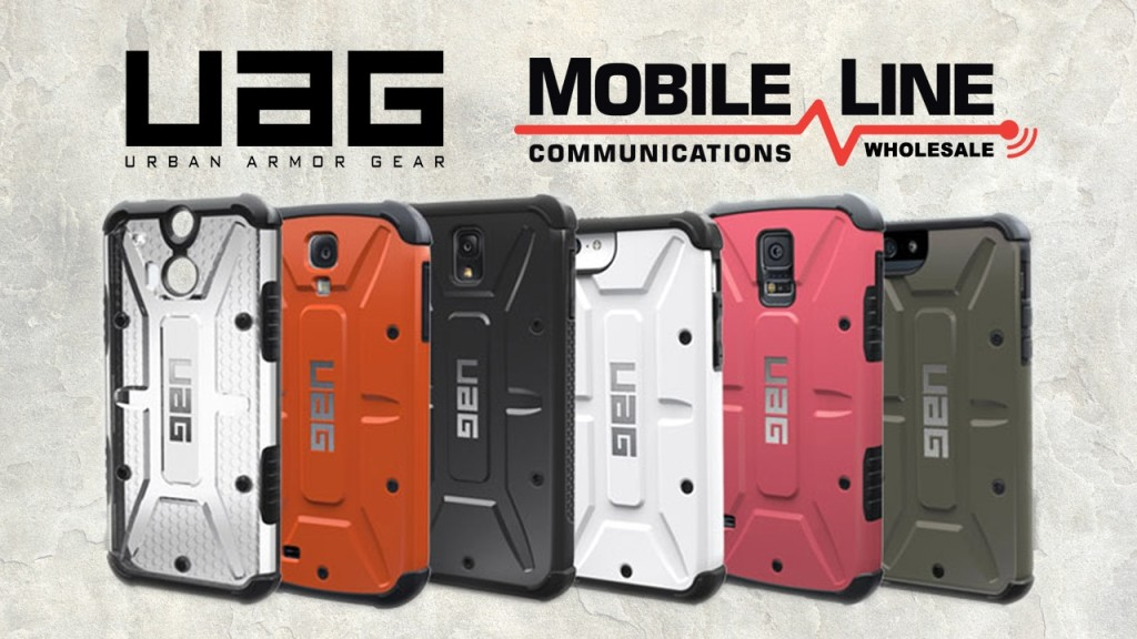 UAG cases are sturdy and durable. [Photo by caseaholic.com]