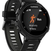 The Garmin Forerunner 735XT is being billed as Garmin's lightest triathlon watch. [Photo source: Garmin US]