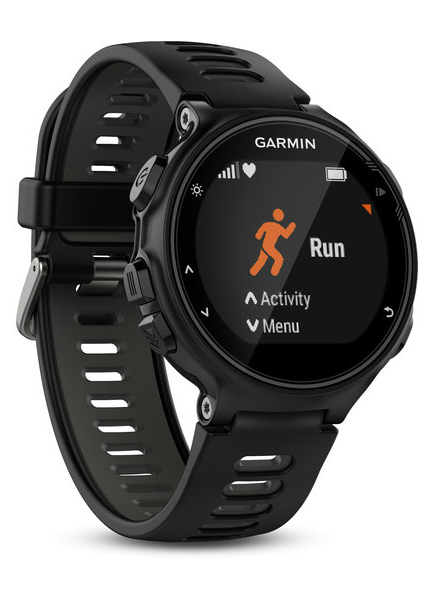 The Garmin Forerunner 735XT is being billed as Garmin's lightest triathlon watch. [Photo source: Garmin US]