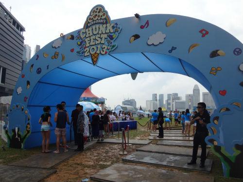 Chunk Fest 2013.