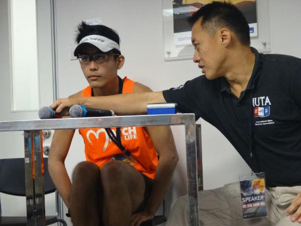 Ah Siao and Kua Harn Wei.