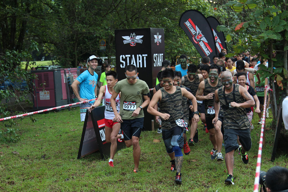 Find out if you are cut out to be a Commando. Photo by: www.runsociety.com
