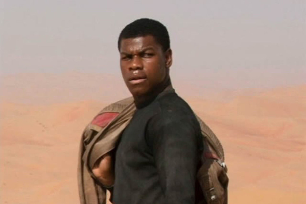 Would Finn eventually become a Jedi? [Photo taken from moviepilot.com]