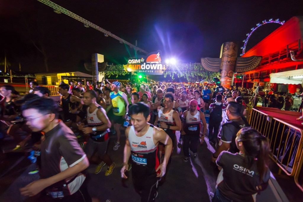 Sundown Marathon runners this year, can look forward to a well-organised race. [Photo courtesy of Sundown Marathon]