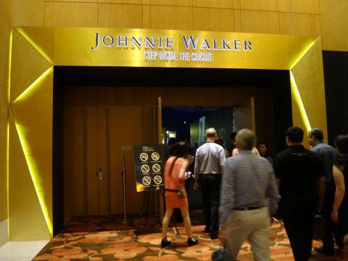 The gold doorway.