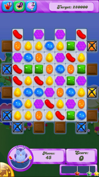 What are some tips to beat Candy Crush Dreamworld Level 65?