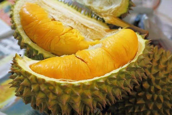 Get your durians at $15 per box.