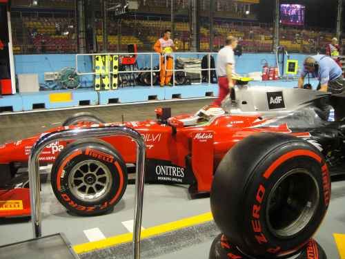 Make the most of your F1 Weekend in Singapore!