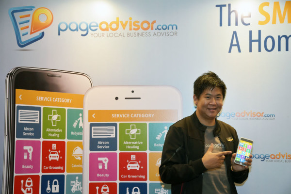Page Advisor is the brainchild of Internet guru Fabian Lim. Credit: PageAdvisor.com