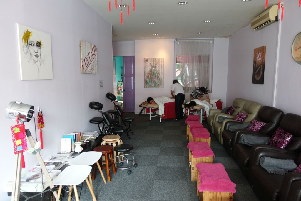 Feet Haven is a boutique foot reflexology spa in Singapore.