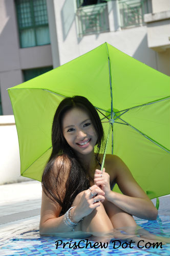 Miss World Singapore Rachel Leng Photo Gallery