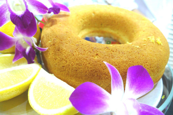 This is the Ciambella cake that is used in the Beer with Ciambella gelato flavour.