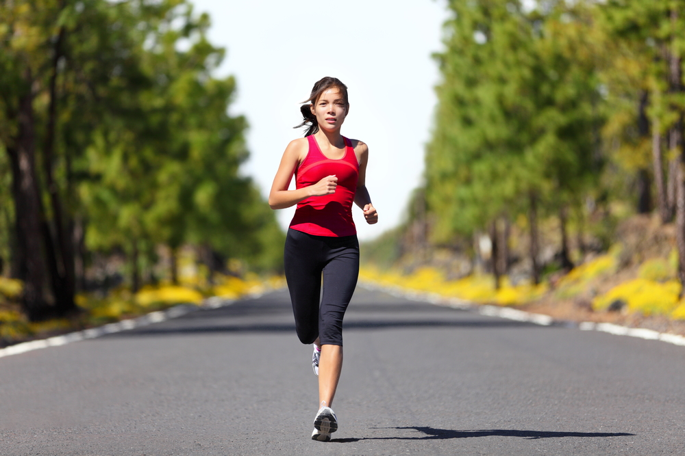 How do you return to your running routine after a break? [Photo taken from www.muuve.com]