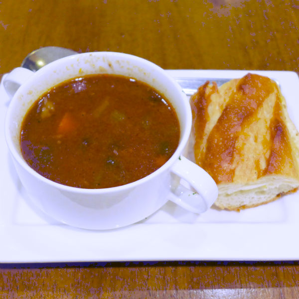 Nancy's Beef Goulash Soup.