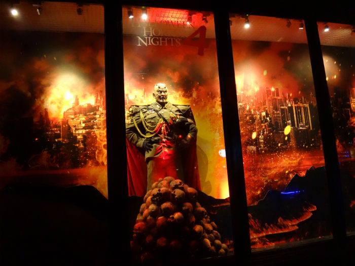 Halloween Horror Nights is back at Sentosa for the fourth consecutive year.