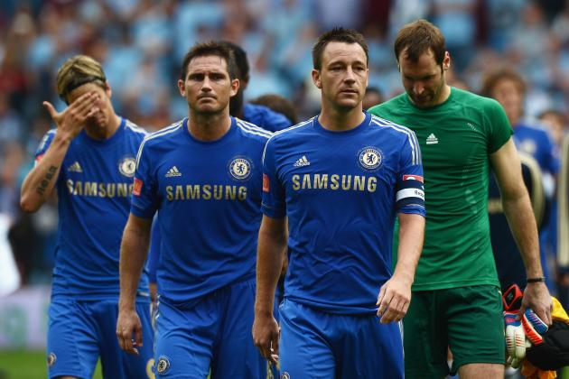 Last season's winning the BPL title is a distant memory for Chelsea. [Photo taken from bleacherreport.com]