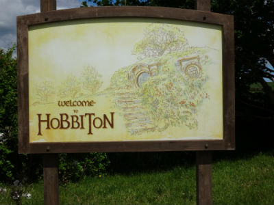 Welcome to Hobbiton!