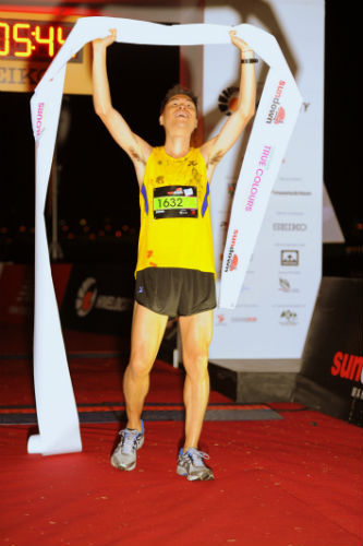A new champion has been crowned. (Reproduced from Official Sundown Marathon Singapore Facebook Page)