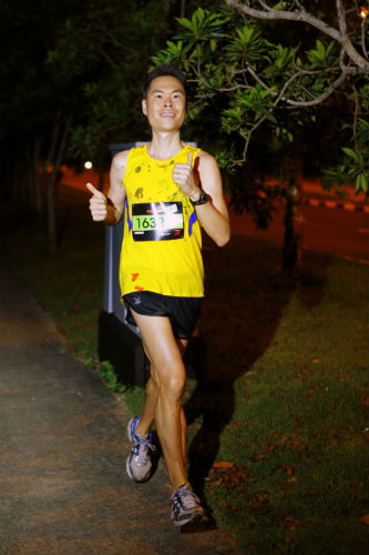 (Reproduced from Official Sundown Marathon Singapore Facebook Page)