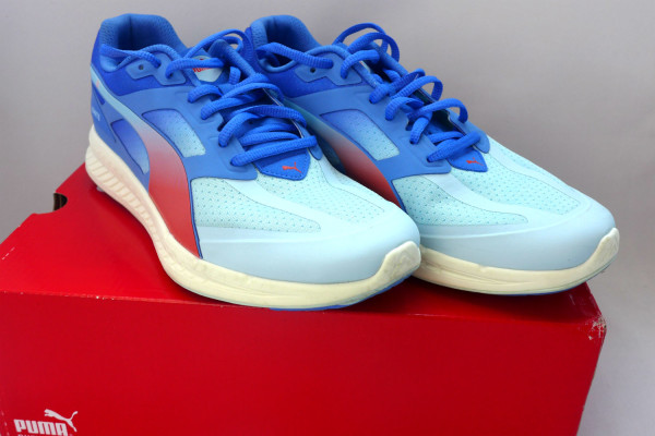 A revolutionary pair of running shoes.