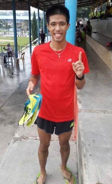 Johor Bahru track open 2014, champion.