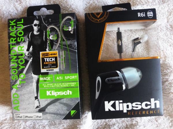 Thank you Klipsch, for the earphones.